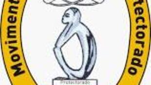 Emblema do movimento do protectorado das Lundas, no leste de Angola, que reclama a sua autonomia e denuncia tortura contra seus membros