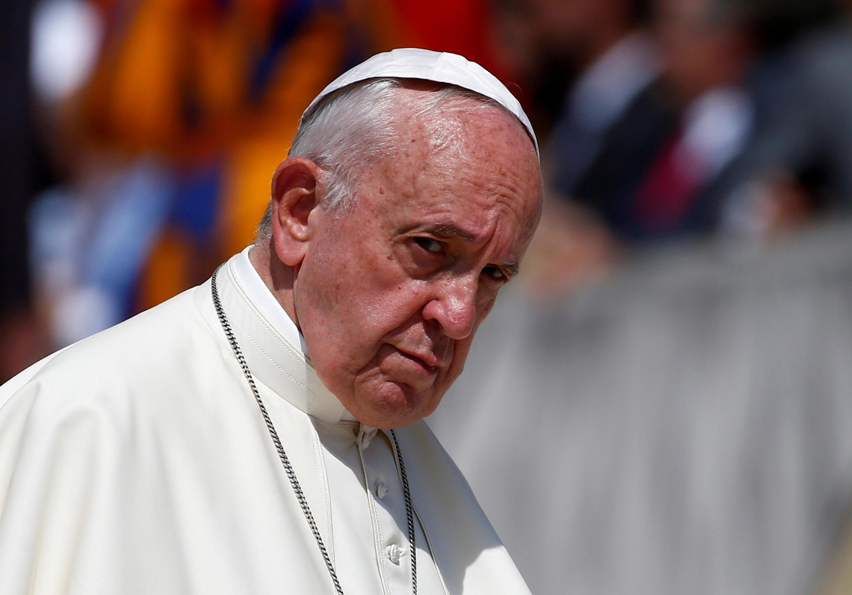 Kiongozi wa Kanisa Katoliki duniani Papa Francis