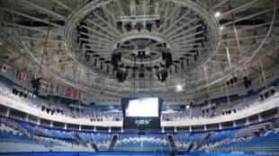 Зимний олимпийский стадион, Сочи