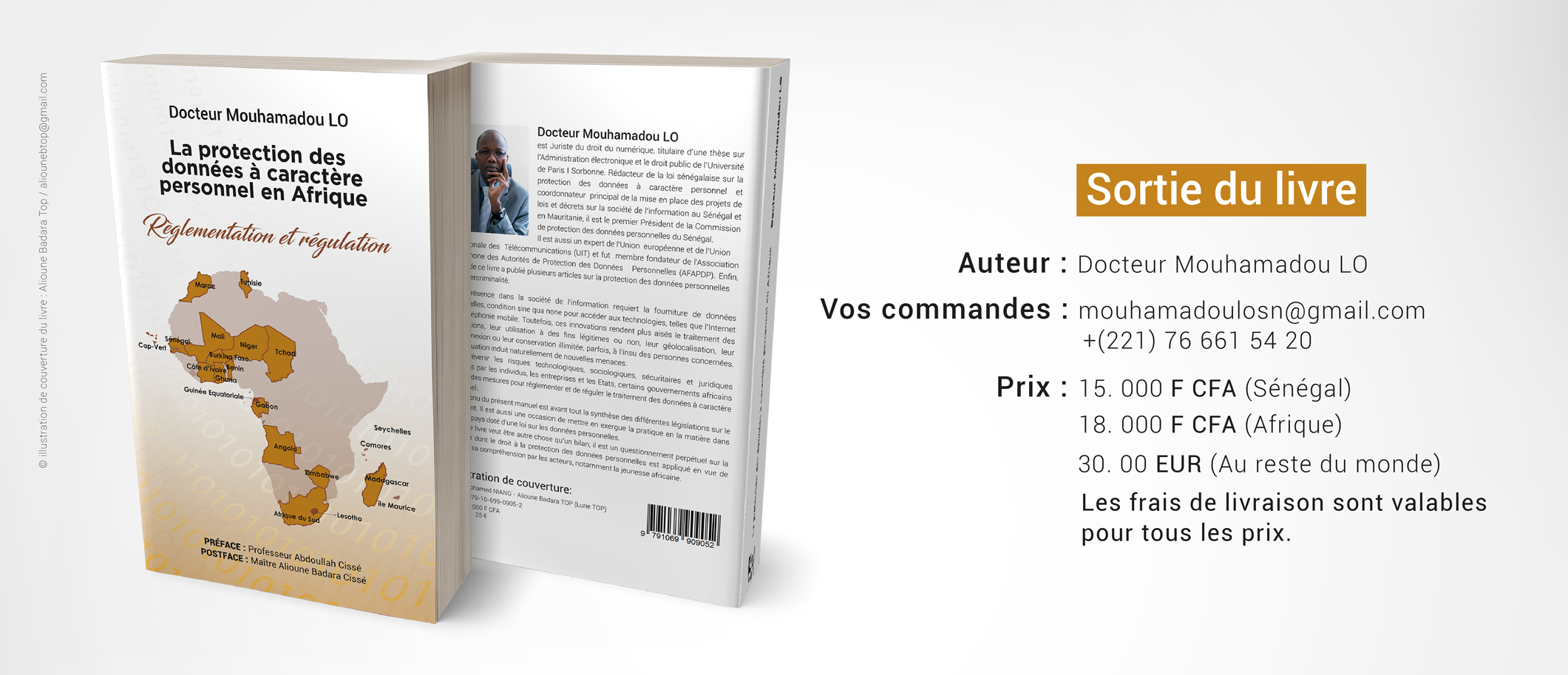 « La protection des données à caractère personnel en Afrique : réglementation et régulation », Dr. Mouhamadou Lô
