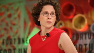 Karen Dunn, representante norte-americana na cimeira África-Estados Unidos a decorre em Maputo.
