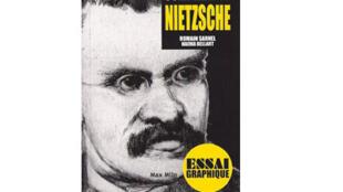 Couverture du livre de Romain Sarnel, «Comprendre Nietzsche».