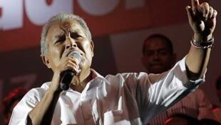 L'ex-guérillero de gauche Salvador Sánchez Cerén a remporté l'élection présidentielle au Salvador, devenant le premier ancien  guérillero à accéder à la présidence dans ce pays, et le quatrième en Amérique latine.