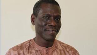 Le professeur Abdoul Aziz Kébé,  islamologue sénégalais, responsable du centre de recherche Islam Sociétés et Mutations à l'université de Dakar.