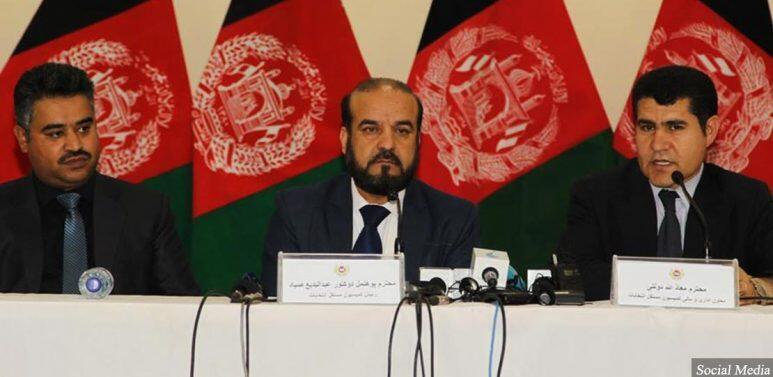 کمیسیون مستقل انتخابات افغانستان روند ثبت نام انتخابات مجلس را آغاز کرد