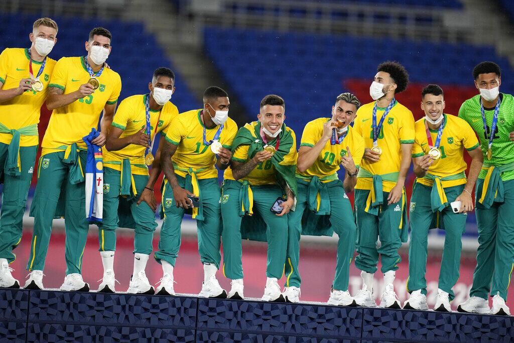 Brasil JO Tóquio