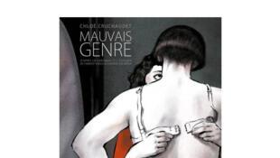 Couverture de la BD «Mauvais Genre», de Chloé Cruchaudet, éditions Delcourt.