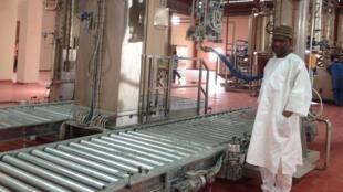 En inaugurant une usine de transformation de tomates à Kano, Sani Dangote espère donner des débouchés aux producteurs locaux.