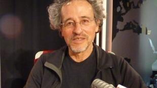 El fotógrafo colombiano Ivan Segura Lara en RFI