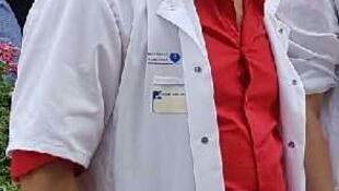 Diogo Alves de Oliveira, psiquiatra franco-brasileiro.