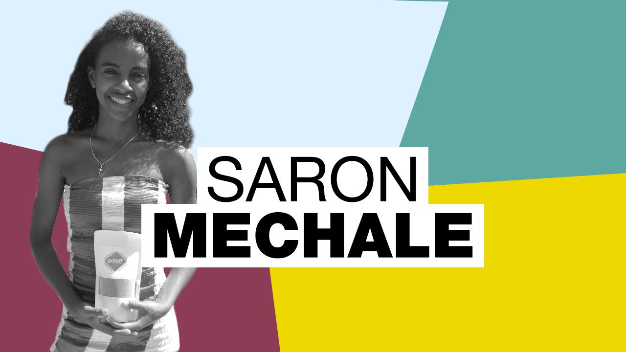 Sarah Mechale, créatrice de la maque GoTeff