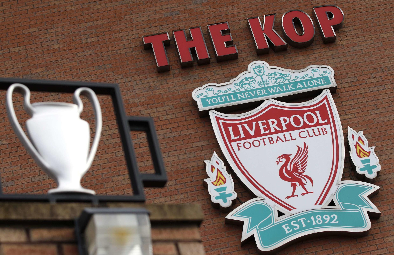 Makao makuu ya Klabu ya Liverpool ya Uingereza