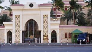Джедда. Резиденция приема глав иностранных государств, где находился Бен Али с семьей перед бегством из страны
