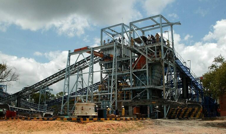 Zimbabwe owns world's second largest planum deposits behind South Africa.