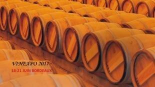 19ème édition de Vinexpo Bordeaux du 18 au 21 juin 2017
