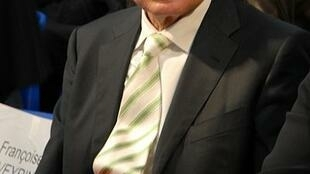 Alain Lamassoure, député européen et conseiller régional d'Aquitaine. Toulouse, Avril 2007.