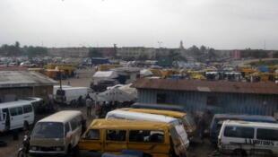 Festac Town, quartier de Lagos.