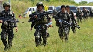 Quatre soldats philippins ont été tués et trois autres enlevés par la rébellion maoïste dans le sud des Philippines.