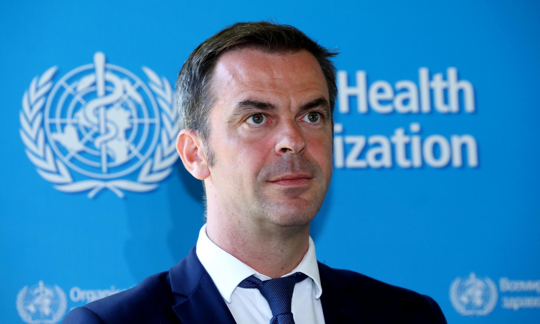 À Genève, le ministre français de la Santé, Olivier Véran, a fait part jeudi 25 juin en conférence de presse du «soutien de la France et du couple franco-allemand au fonctionnement de l'Organisation mondiale de la santé».
