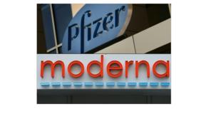 Moderna -Pfizer