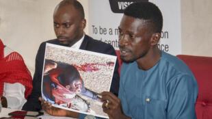 Ouganda - Bobi Wine - candidat présidentielle - musicien