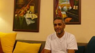 Fadl Shaker ancienne star de la musique libanaise.