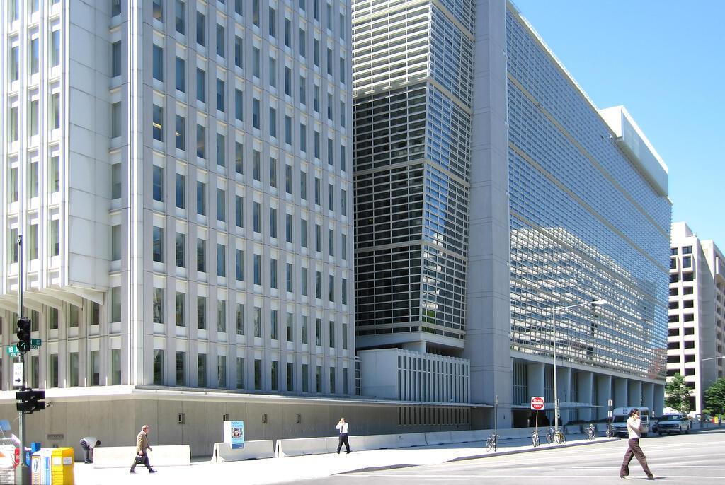 Ngân hàng Thế giới, có trụ sở tại Washington, D.C.