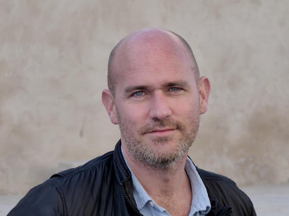 Léonard Vincent, journaliste et écrivain, auteur de «Les Erythréens» paru en 2012.