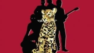 Pochette de l'album « Résistance » du quatuor malien Songhoy Blues.