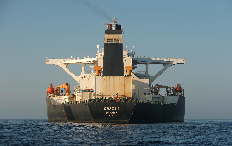 Tàu dầu Grace 1.
