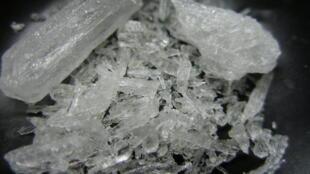 Methamphetamin và heroin là hai loại ma túy được ưa chuộng ở Trung Quốc - DR