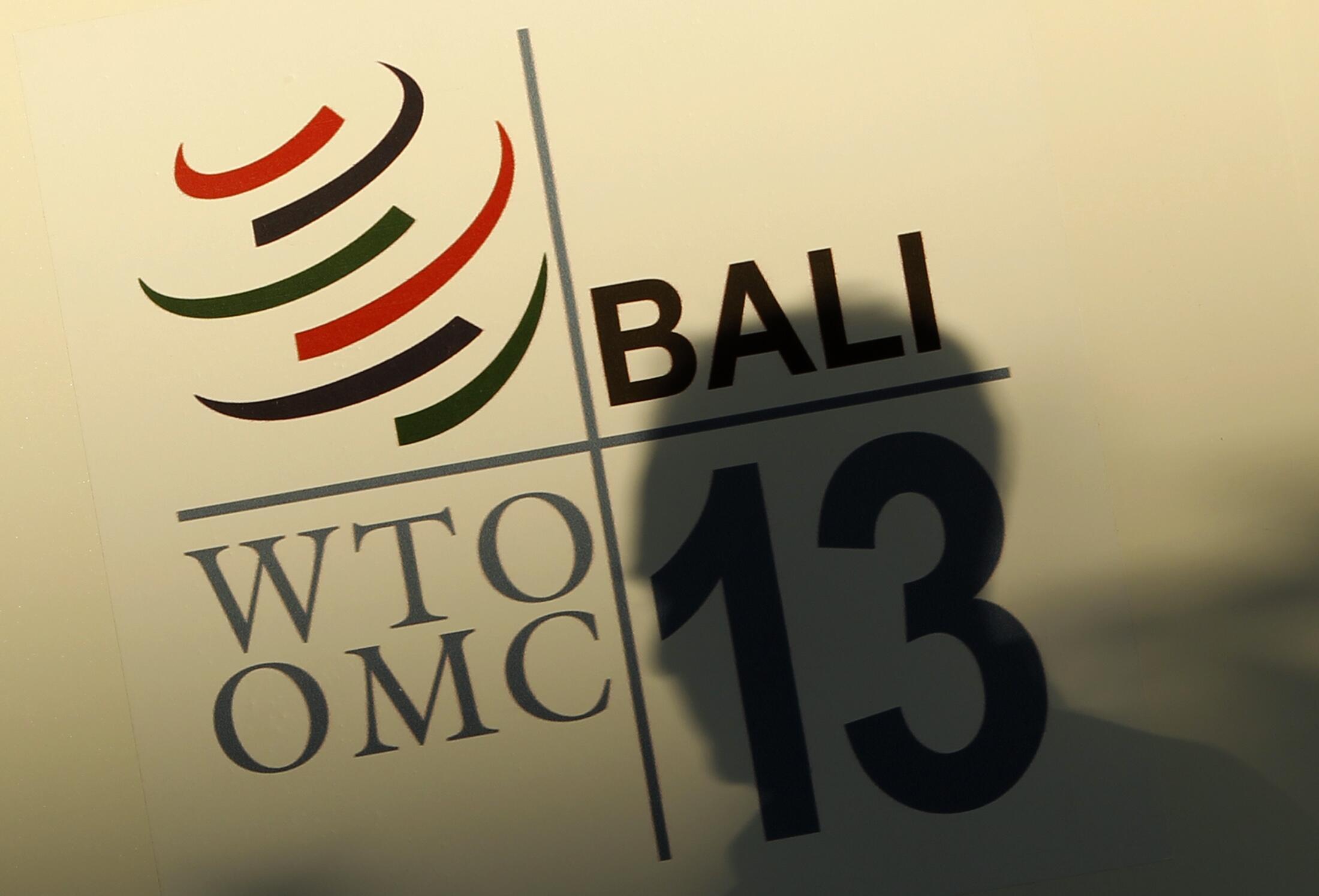 Ministros integrantes da OMC devem assinar tratado histórico no sábado.