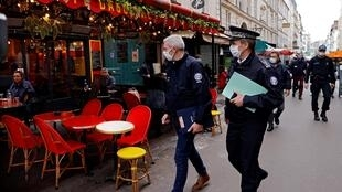 2020-10-28 france coronavirus covid-19 curfew lockdown paris