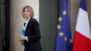 Marielle de Sarnez, députée et ancienne députée européenne.