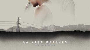 Detalle del afiche de 'La vida después', del cineasta mexicano David Pablos.