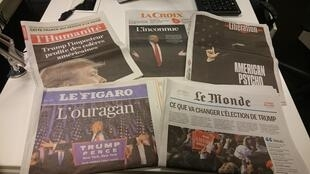 Diários franceses 10.11.2016