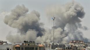 Jeshi la Israeli linaendelea na mashambulizi ya anga katika ukanda wa Gaza, baada ya siku kadhaa za kusitishwa kwa mapigano.