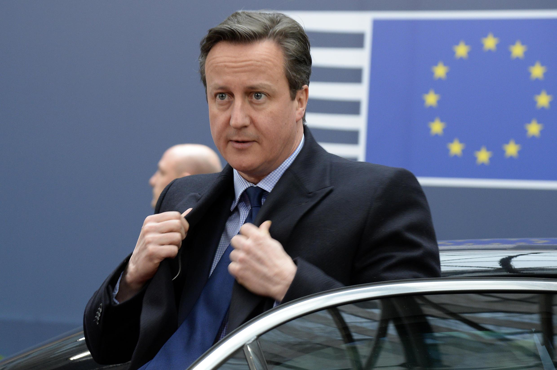 Thủ tướng Anh David Cameron trong vòng công du để thương lượng về quan hệ Anh & EU.