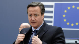 David Cameron started a tour of European capitals on Thursday to prepare for the UK's EU referendum