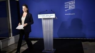 Arrivée troisième au premier tour des municipales à Paris, Agnès Buzyn reste la tête de liste LaREM pour le second tour.