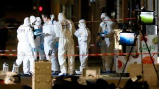 В расследовании взрыва принимают участие более 330 полицейских