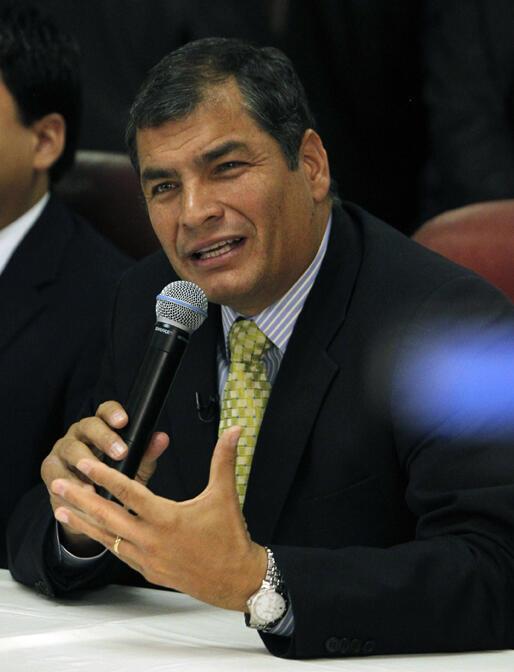 Entre los retos de la nueva Corte Suprema de Justicia de Ecuador, que asumió el 26 de enero de 2012, está la casación planteada por el diario El Universo  en la demanda por injurias que le instauró el presidente Rafael Correa en marzo de 2011.