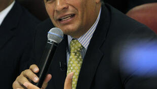 Shugaban kasar Ecuardor Rafael Correa