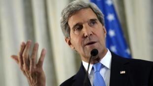 Ngoại trưởng Kerry công du Trung Cận Đông : Hồ sơ Syria làm lộ rõ bất đồng giữa Ryad và Washington - REUTERS /Susan Walsh