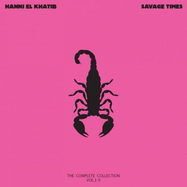 <i>«Savage Times,</i> le nouvel album de Hanni El Khatib