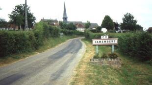 O vilarejo de Camembert, na região da Normandie, no noroeste da França, é o berço do famoso queijo mundialmente conhecido.