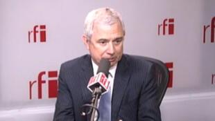 Claude Bartolone, ancien ministre, député PS de Seine-Saint-Denis et président du Conseil général.