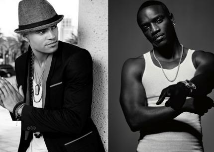 Mohombi & Akon