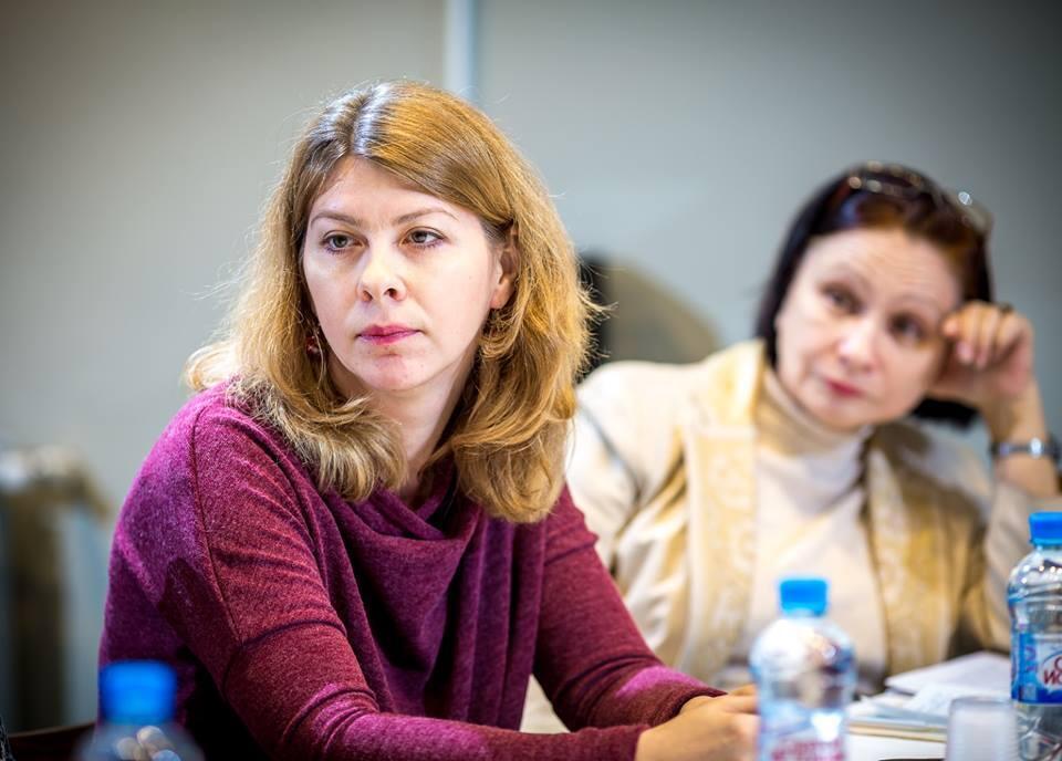 Ольга Сибирева