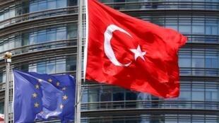 La Turquie a un statut de pays candidat à l'Union européenne.